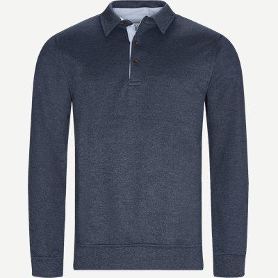 Sevilla Sweatshirt Regular | Sevilla Sweatshirt | Blå